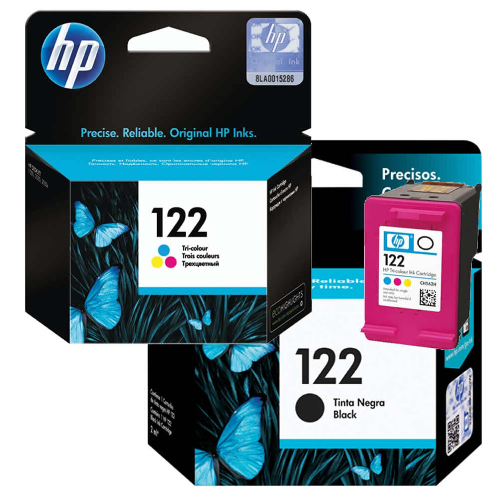 Ink Cartridges Consumables Tinta Catridge Hp 950 Xl Black Original 122 Coloured